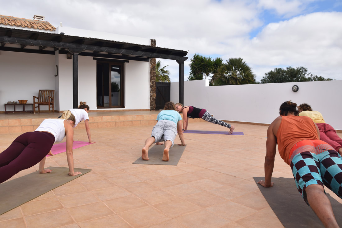 fitness yoga holiday workout yogaretreat